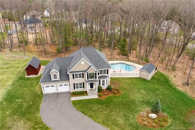 58 Alpine Drive, Farmington, CT 06032 (MLS #170388956) :: Spectrum Real Estate Consultants