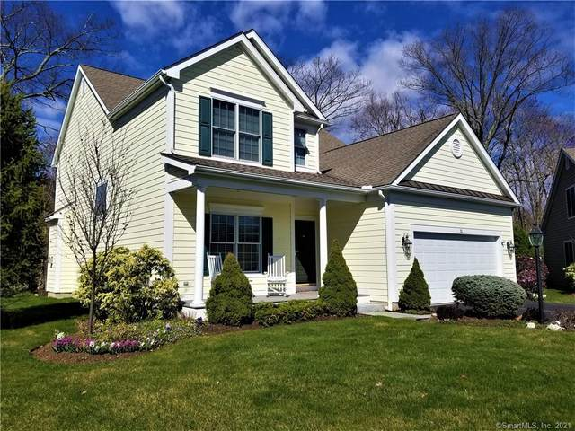 11 Black Swan Court, Brookfield, CT 06804 (MLS #170388964) :: Forever Homes Real Estate, LLC