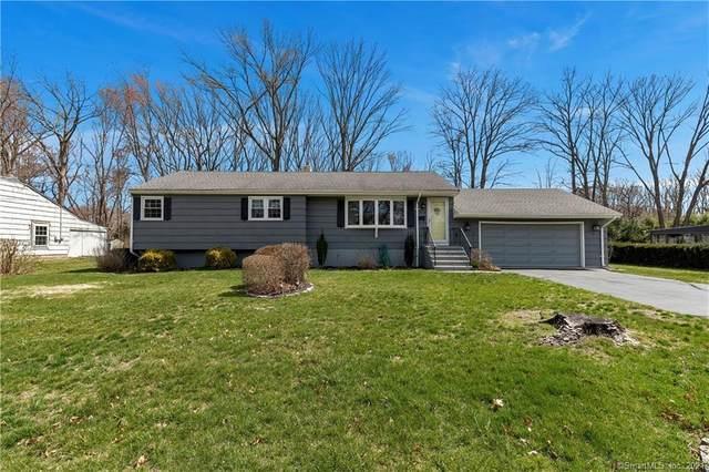 10 Algonquin Drive, North Haven, CT 06473 (MLS #170388974) :: Spectrum Real Estate Consultants
