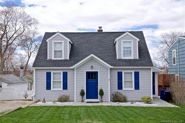8 Amundsen Street, Norwalk, CT 06855 (MLS #170388997) :: Frank Schiavone with William Raveis Real Estate