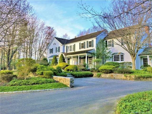 1800 Hillside Road, Fairfield, CT 06824 (MLS #170389005) :: Frank Schiavone with William Raveis Real Estate