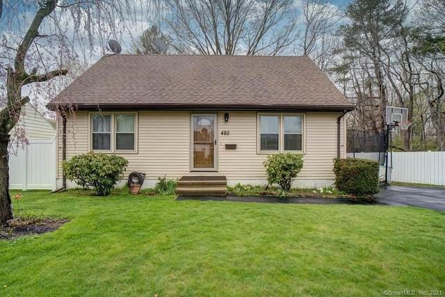 480 Circular Avenue, Hamden, CT 06514 (MLS #170389010) :: Around Town Real Estate Team