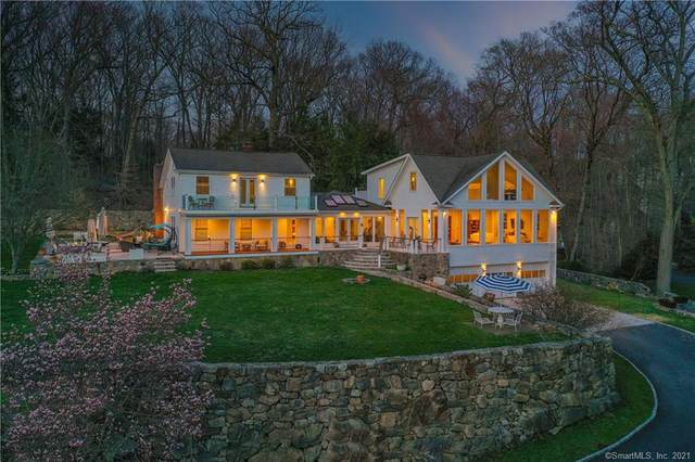 15 Partrick Lane, Westport, CT 06880 (MLS #170389013) :: Frank Schiavone with William Raveis Real Estate