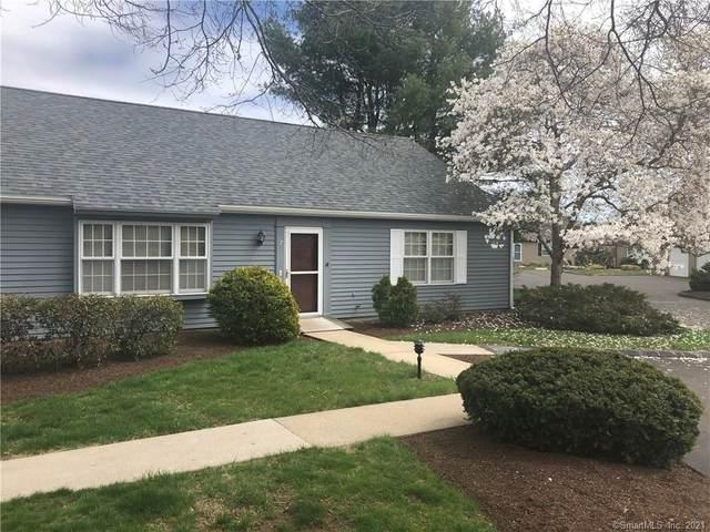 7 Canborne Way #7, Madison, CT 06443 (MLS #170389056) :: Spectrum Real Estate Consultants