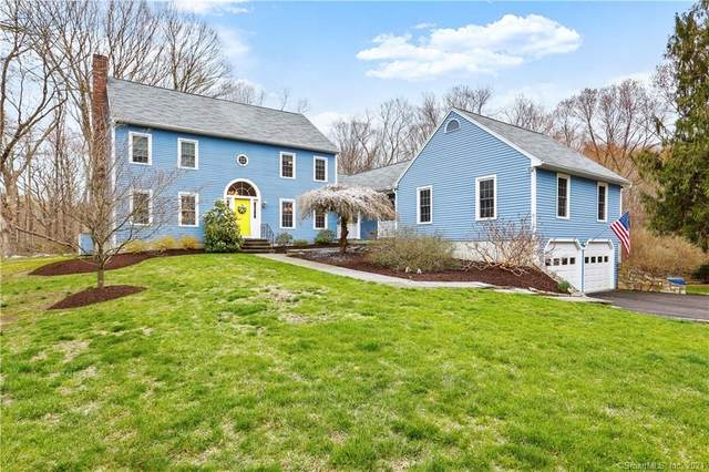 485 Judd Road, Easton, CT 06612 (MLS #170389070) :: Around Town Real Estate Team
