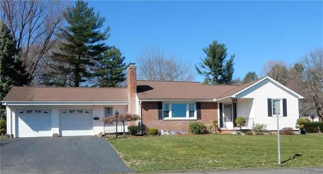 15 Wells Farm Drive, Wethersfield, CT 06109 (MLS #170389075) :: Team Phoenix