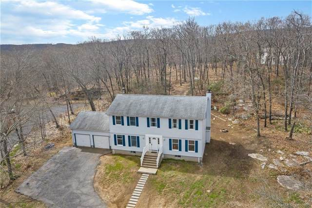 33 November Trail, Haddam, CT 06438 (MLS #170389087) :: Around Town Real Estate Team