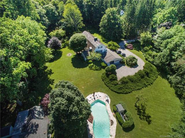 26 Old South Salem Road, Ridgefield, CT 06877 (MLS #170389088) :: The Higgins Group - The CT Home Finder
