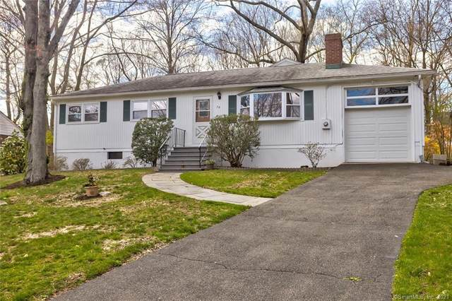 74 Old Colony Road, Stamford, CT 06907 (MLS #170389109) :: Forever Homes Real Estate, LLC
