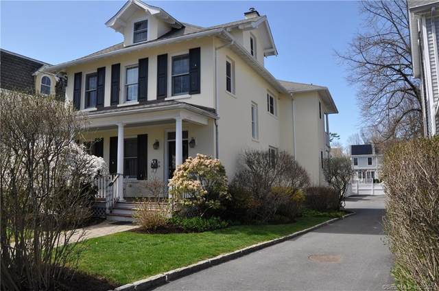 53 William Street B, Greenwich, CT 06830 (MLS #170389125) :: Michael & Associates Premium Properties | MAPP TEAM