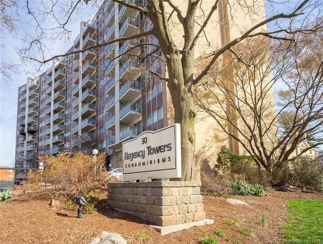 30 Woodland Street 6F, Hartford, CT 06105 (MLS #170389133) :: Next Level Group