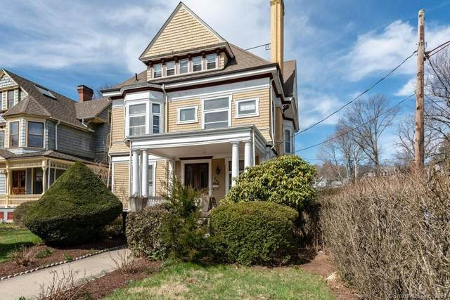 690 Whitney Avenue, New Haven, CT 06511 (MLS #170389145) :: Forever Homes Real Estate, LLC