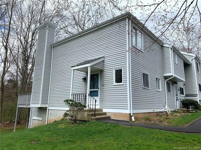 216 Spruce Hill Road #216, Branford, CT 06405 (MLS #170389146) :: Carbutti & Co Realtors