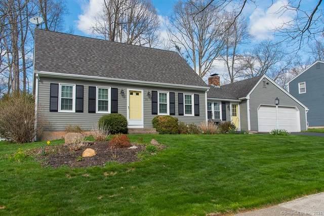 153 Stephen Drive, Meriden, CT 06450 (MLS #170389163) :: Forever Homes Real Estate, LLC