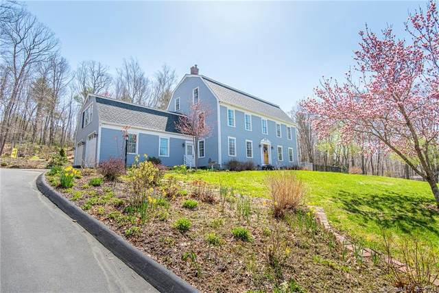 99 Kitt Road, Canterbury, CT 06331 (MLS #170389193) :: Forever Homes Real Estate, LLC