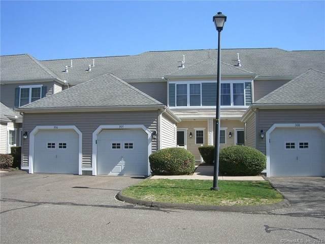 39 Ives Street #307, Hamden, CT 06518 (MLS #170389204) :: The Higgins Group - The CT Home Finder