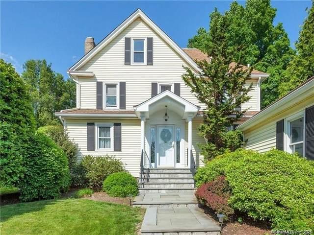 87 Holmes Avenue, Darien, CT 06820 (MLS #170389239) :: Around Town Real Estate Team