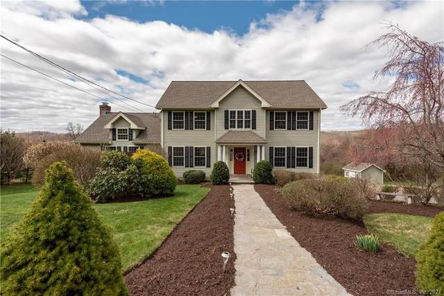433 Chestnut Tree Hill Road, Oxford, CT 06478 (MLS #170389244) :: Michael & Associates Premium Properties | MAPP TEAM