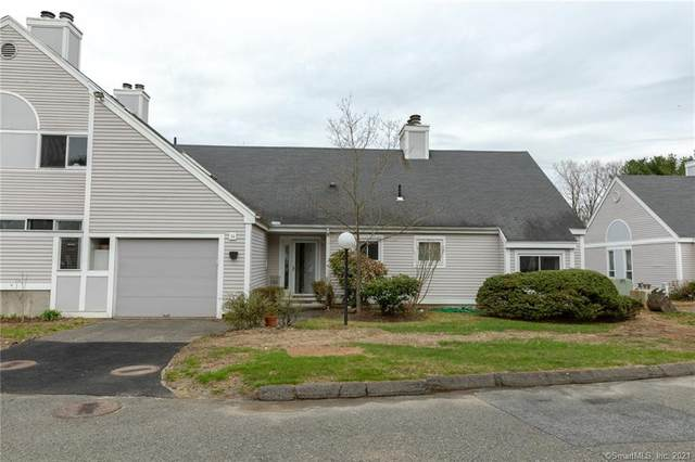 14 Woodbury Place #14, Woodbury, CT 06798 (MLS #170389260) :: Around Town Real Estate Team