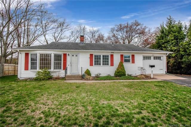 561 Brewer Street, East Hartford, CT 06118 (MLS #170389273) :: Forever Homes Real Estate, LLC