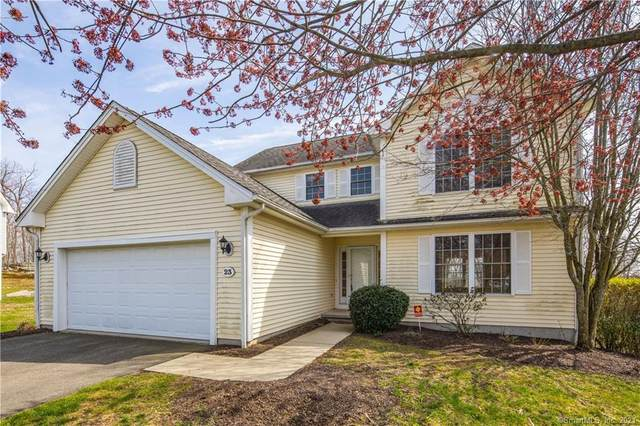 23 White Oak Drive #23, Danbury, CT 06810 (MLS #170389303) :: Around Town Real Estate Team