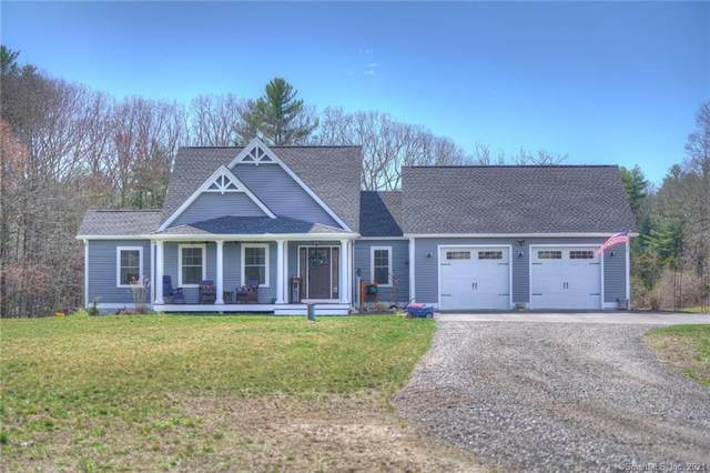 257 Haley Road, Ledyard, CT 06355 (MLS #170389323) :: Anytime Realty