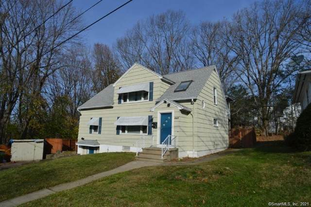 448 Tudor Street, Waterbury, CT 06704 (MLS #170389330) :: Team Phoenix