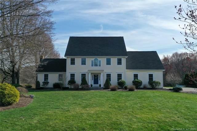 24 Cranesbill, Glastonbury, CT 06033 (MLS #170389331) :: Forever Homes Real Estate, LLC