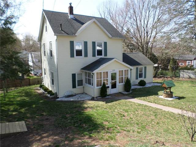 186 Birch Street, Manchester, CT 06040 (MLS #170389338) :: The Higgins Group - The CT Home Finder