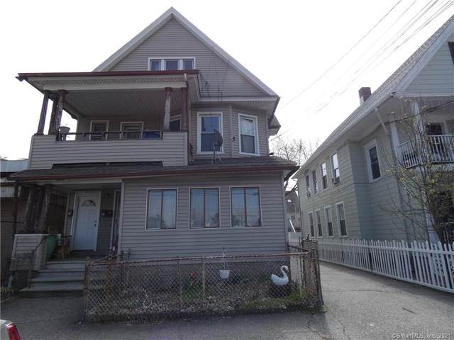22 Evergreen Street, Bridgeport, CT 06606 (MLS #170389341) :: The Higgins Group - The CT Home Finder