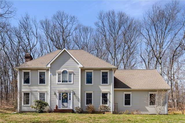 32 Tannery Hill Lane, Hebron, CT 06248 (MLS #170389367) :: Next Level Group