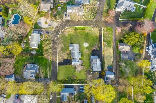 41 Herman Avenue, Darien, CT 06820 (MLS #170389375) :: Frank Schiavone with William Raveis Real Estate
