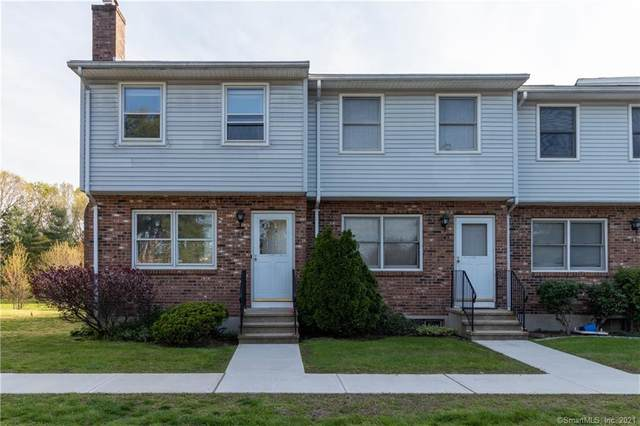 188 Post Office Road #13, Enfield, CT 06082 (MLS #170389379) :: Around Town Real Estate Team