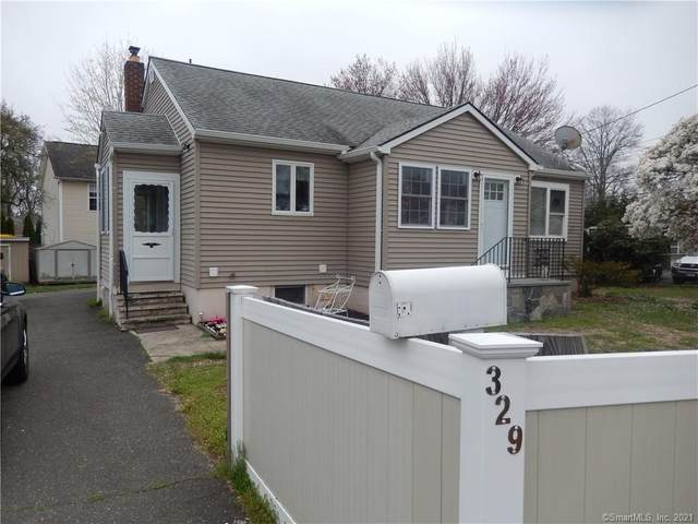 329 Jennings Road, Fairfield, CT 06825 (MLS #170389385) :: The Higgins Group - The CT Home Finder