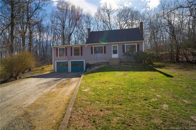 152 Hillcrest Drive, Hebron, CT 06231 (MLS #170389387) :: Forever Homes Real Estate, LLC