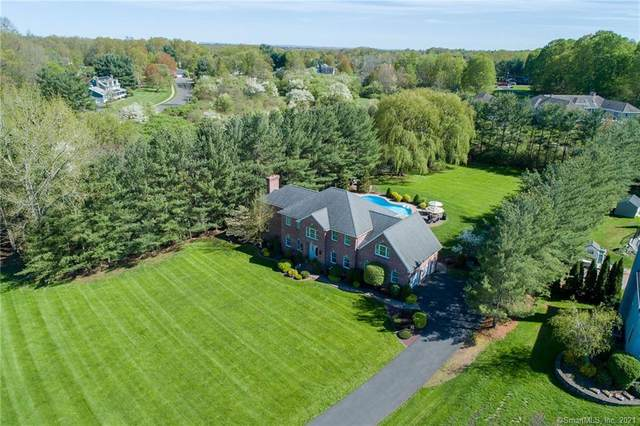 31 Woodbridge Drive, Suffield, CT 06078 (MLS #170389462) :: NRG Real Estate Services, Inc.