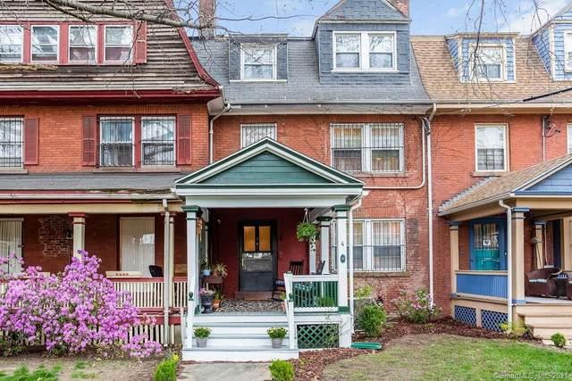 4 Park Terrace, Hartford, CT 06106 (MLS #170389470) :: Carbutti & Co Realtors