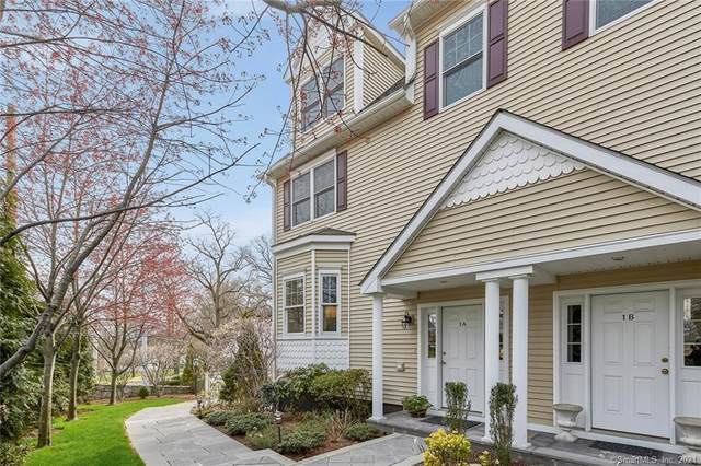 160 Glenbrook Road 1A, Stamford, CT 06902 (MLS #170389487) :: Michael & Associates Premium Properties | MAPP TEAM