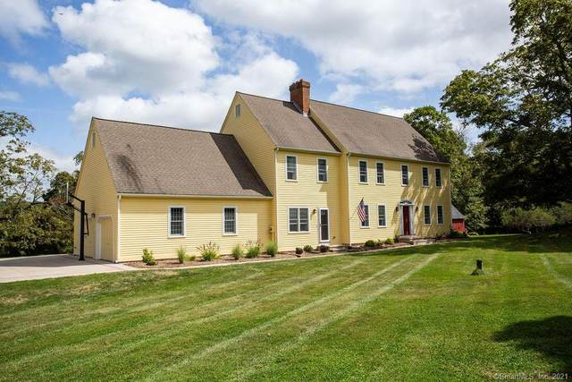 226 Gilead Street, Hebron, CT 06248 (MLS #170389501) :: Forever Homes Real Estate, LLC