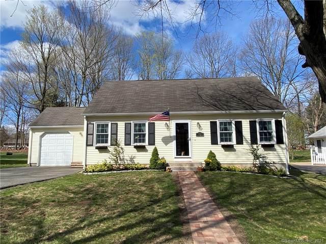 73 Heather Heights, Meriden, CT 06450 (MLS #170389525) :: Forever Homes Real Estate, LLC