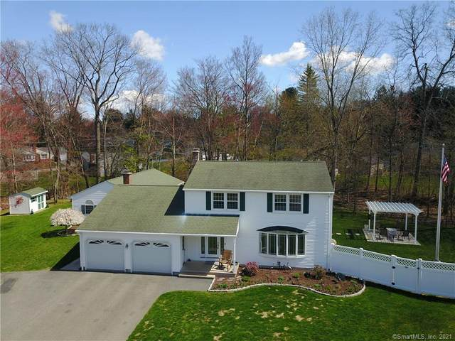 125 Birchwood Drive, Torrington, CT 06790 (MLS #170389580) :: Around Town Real Estate Team