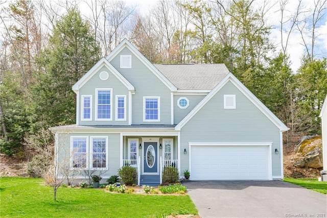 45 Village Lane #45, Canton, CT 06019 (MLS #170389592) :: Forever Homes Real Estate, LLC