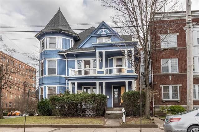 1470 Chapel Street, New Haven, CT 06511 (MLS #170389594) :: Michael & Associates Premium Properties   MAPP TEAM