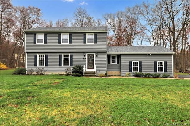 33 Redcoat Lane, Monroe, CT 06468 (MLS #170389598) :: Around Town Real Estate Team