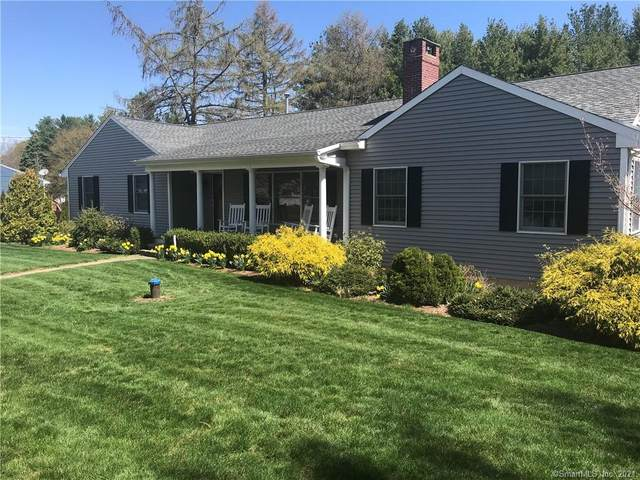 109 Moore Hill Drive, Southington, CT 06489 (MLS #170389604) :: Coldwell Banker Premiere Realtors