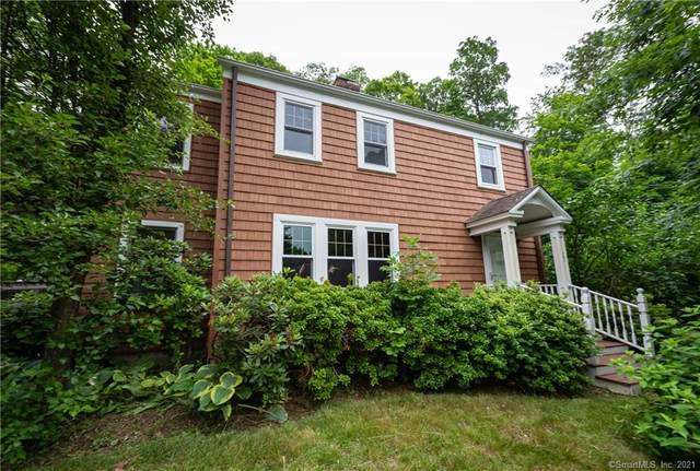 22 W Church Street, Wilton, CT 06897 (MLS #170389609) :: The Higgins Group - The CT Home Finder