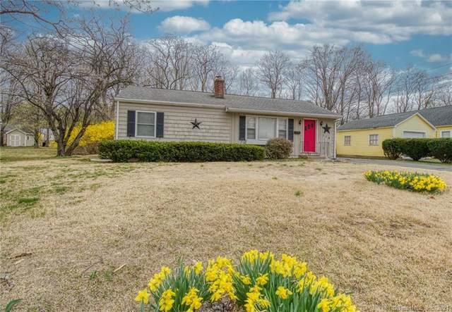 114 Perry Street, Farmington, CT 06085 (MLS #170389621) :: Forever Homes Real Estate, LLC