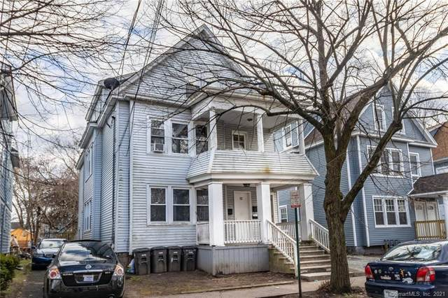 12 Harding Place, New Haven, CT 06511 (MLS #170389623) :: Michael & Associates Premium Properties   MAPP TEAM