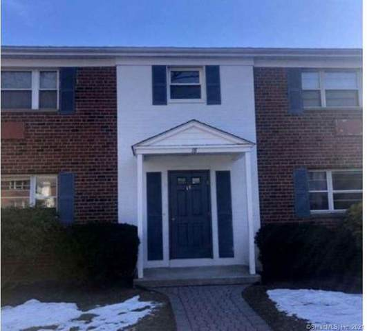 18 Colonial Drive B, Rocky Hill, CT 06067 (MLS #170389626) :: The Higgins Group - The CT Home Finder