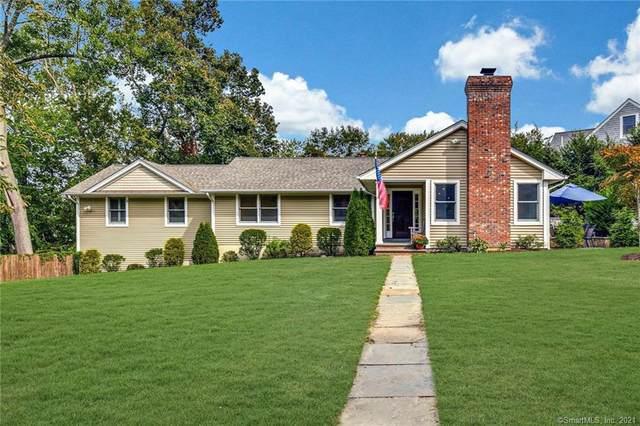 12 Red Cedar Drive, Darien, CT 06820 (MLS #170389644) :: Around Town Real Estate Team